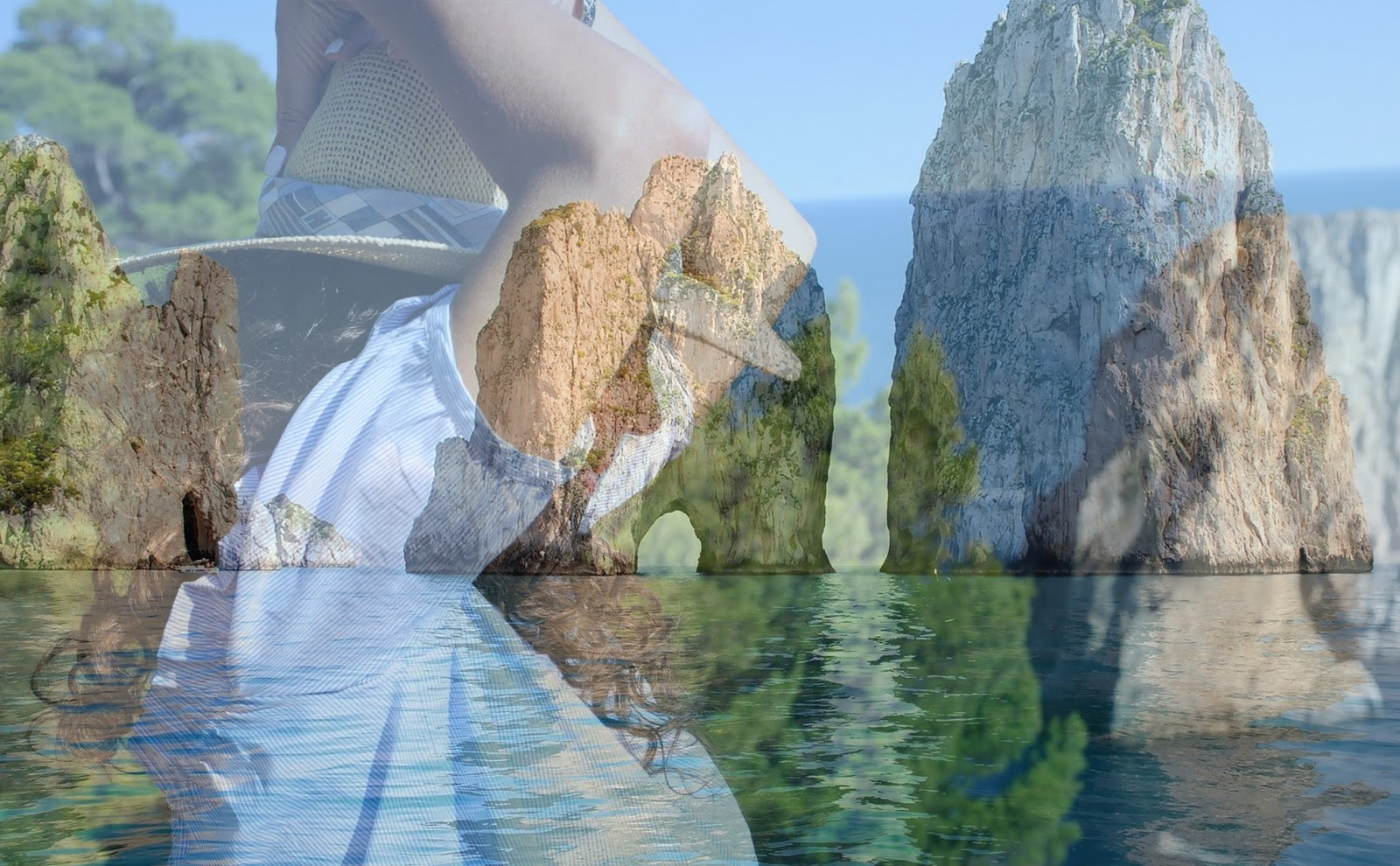 Rocks Of The Sea Full Of History