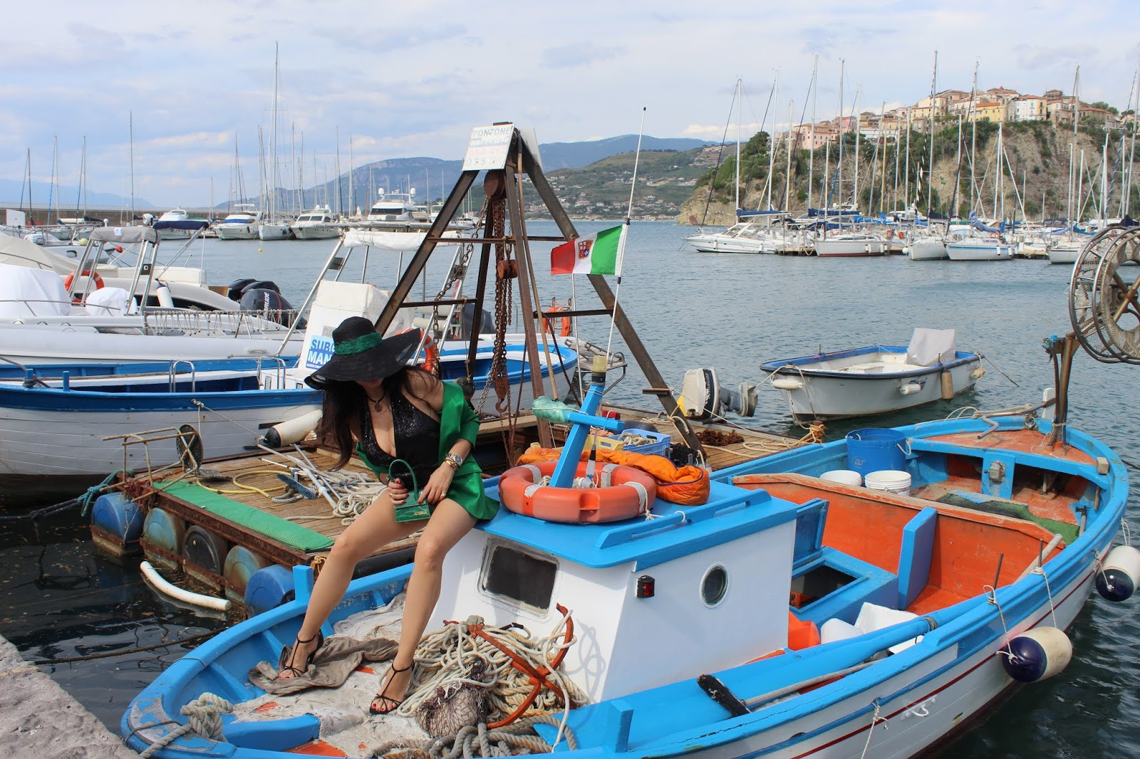 A Natural Shelter In The Heart Of The City – The Cilento Door
