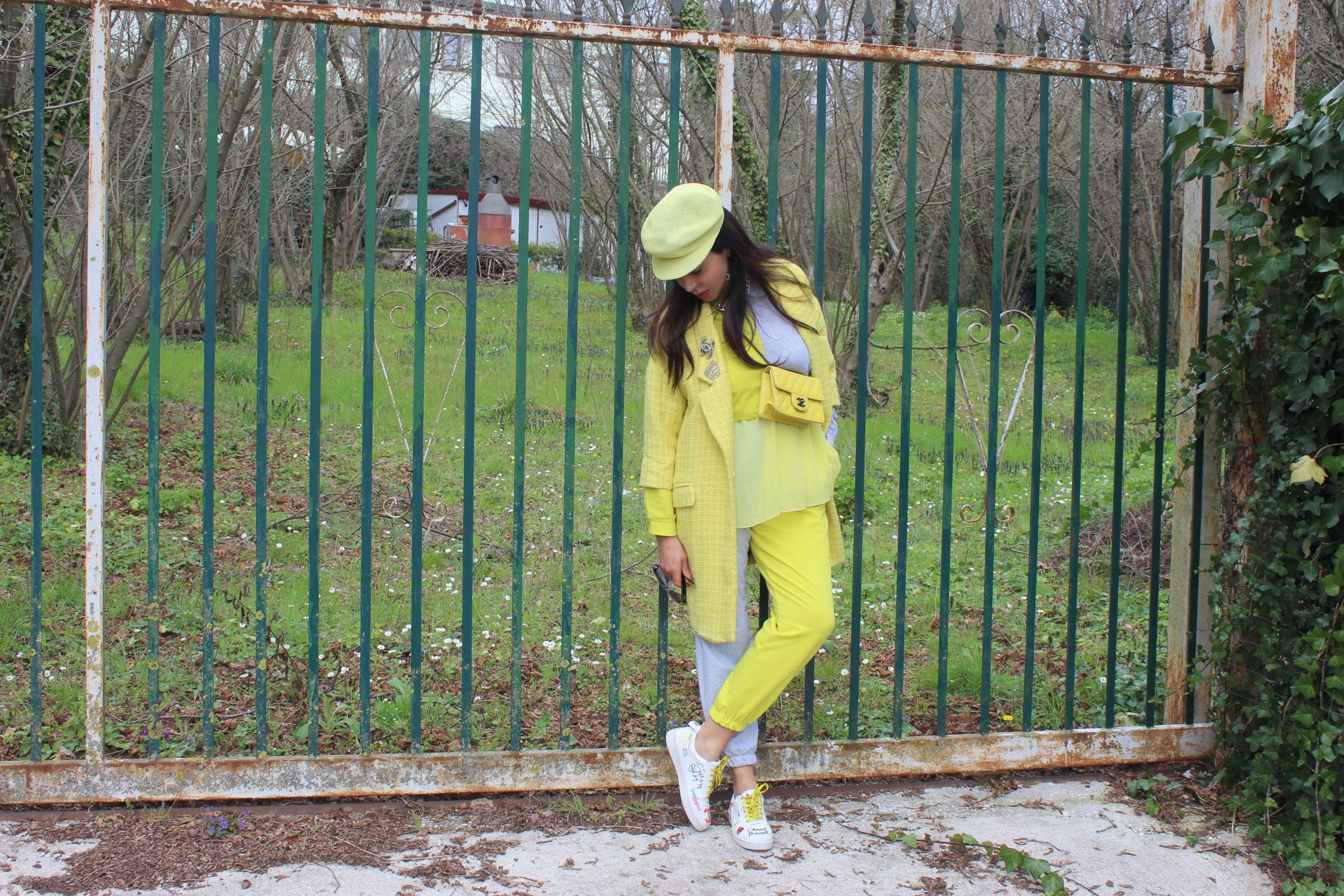 Illuminating Ultimate Gray Pantone Year Color Trend Chanel Accessories Paola Lauretano