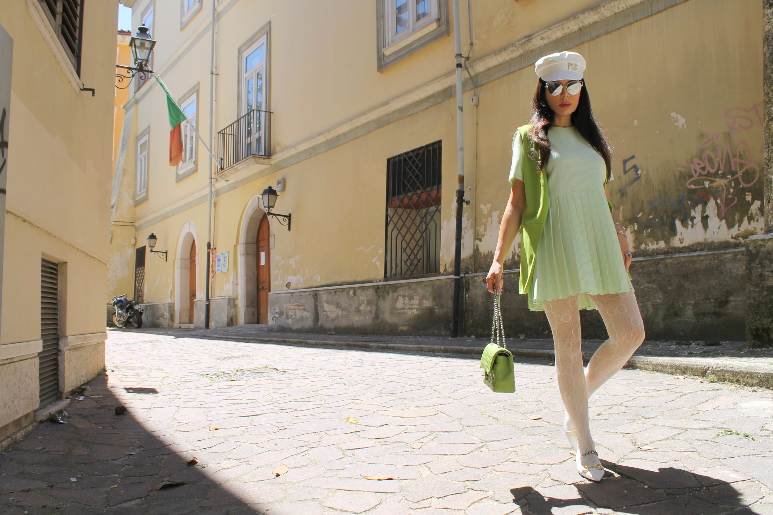 Pastel Colours Light Green Trend Spring 2021 Paola Lauretano