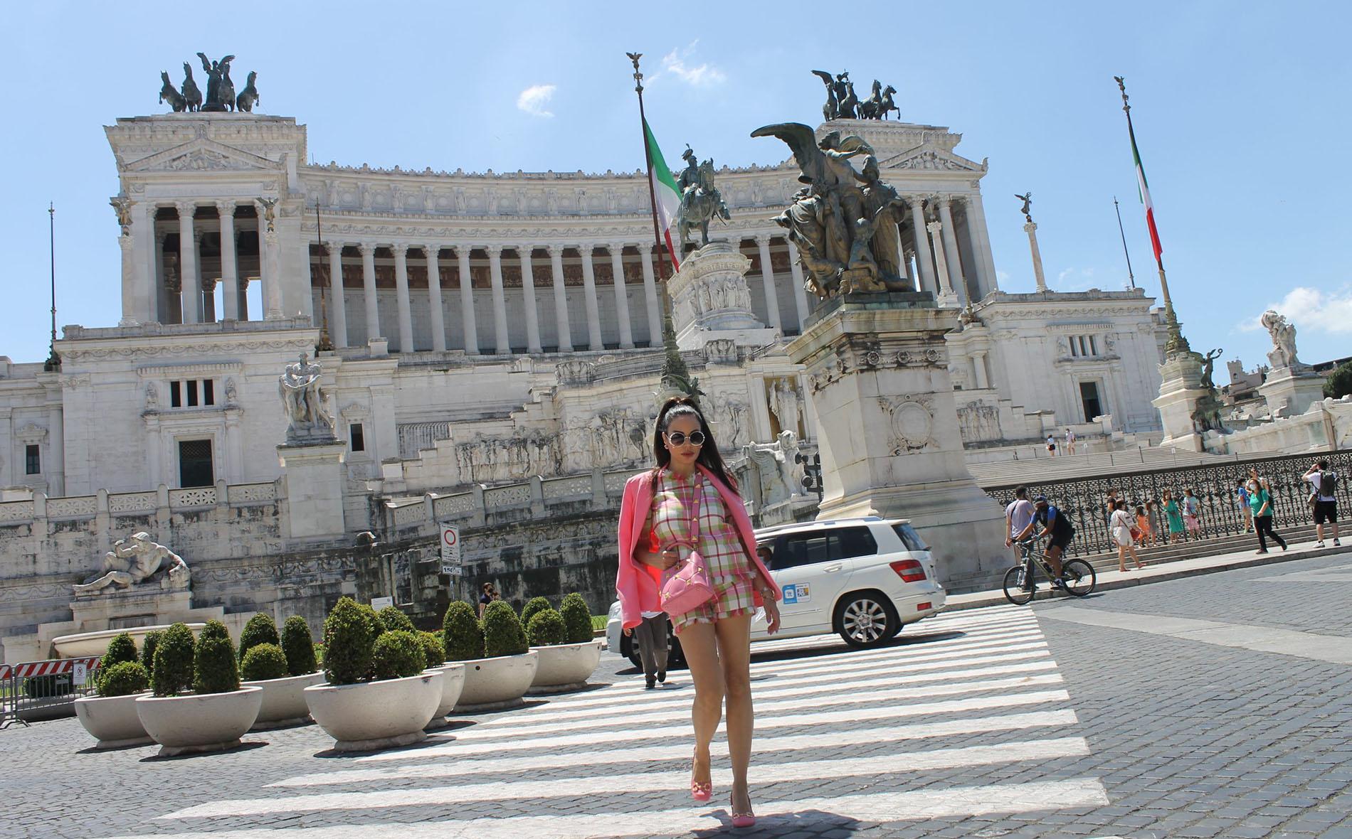 L'ALTARE DELLA PATRIA, IL MONUMENTO ICONA DELL'ITALIA