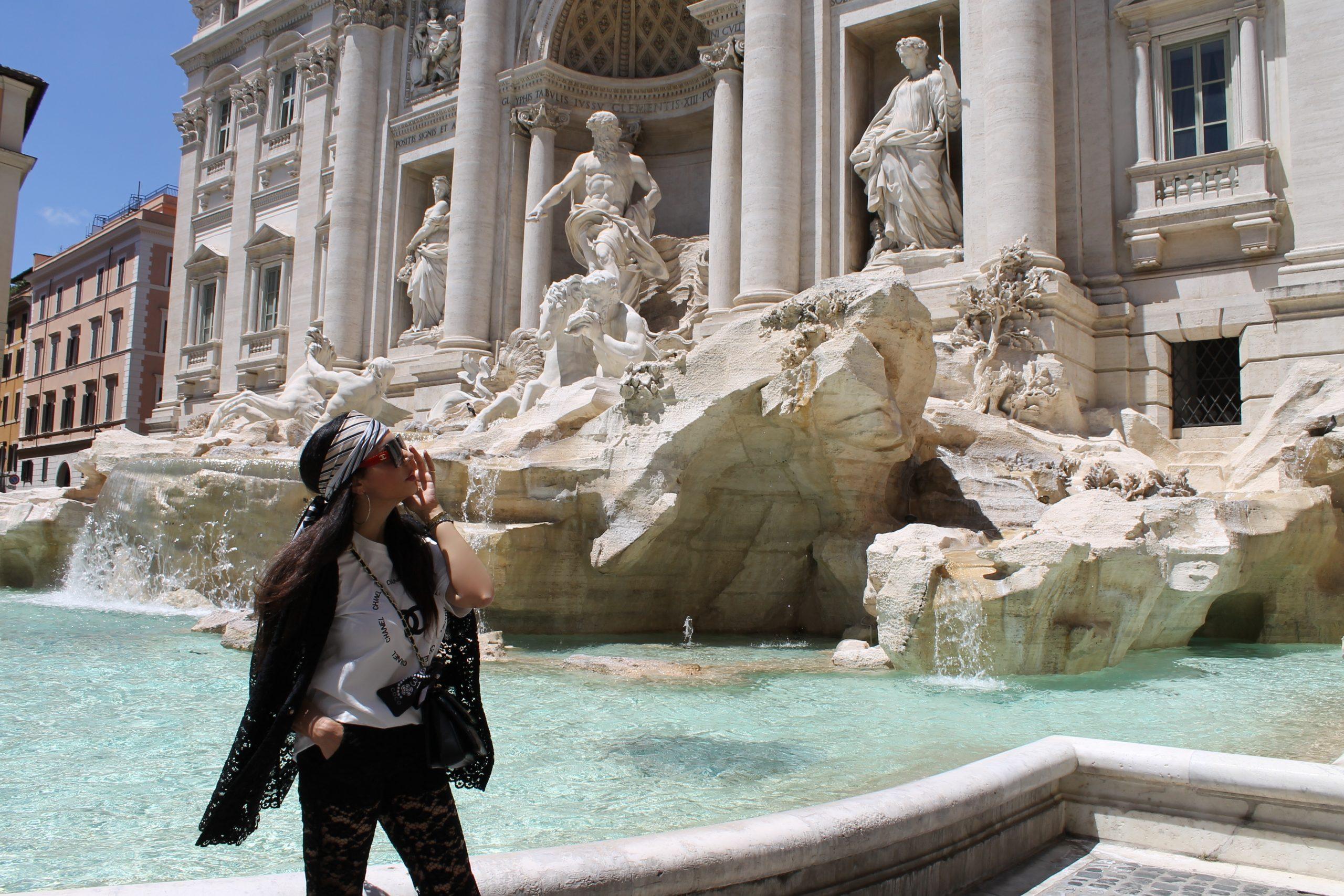 ROMA E LA SUA ETERNA BELLEZZA…