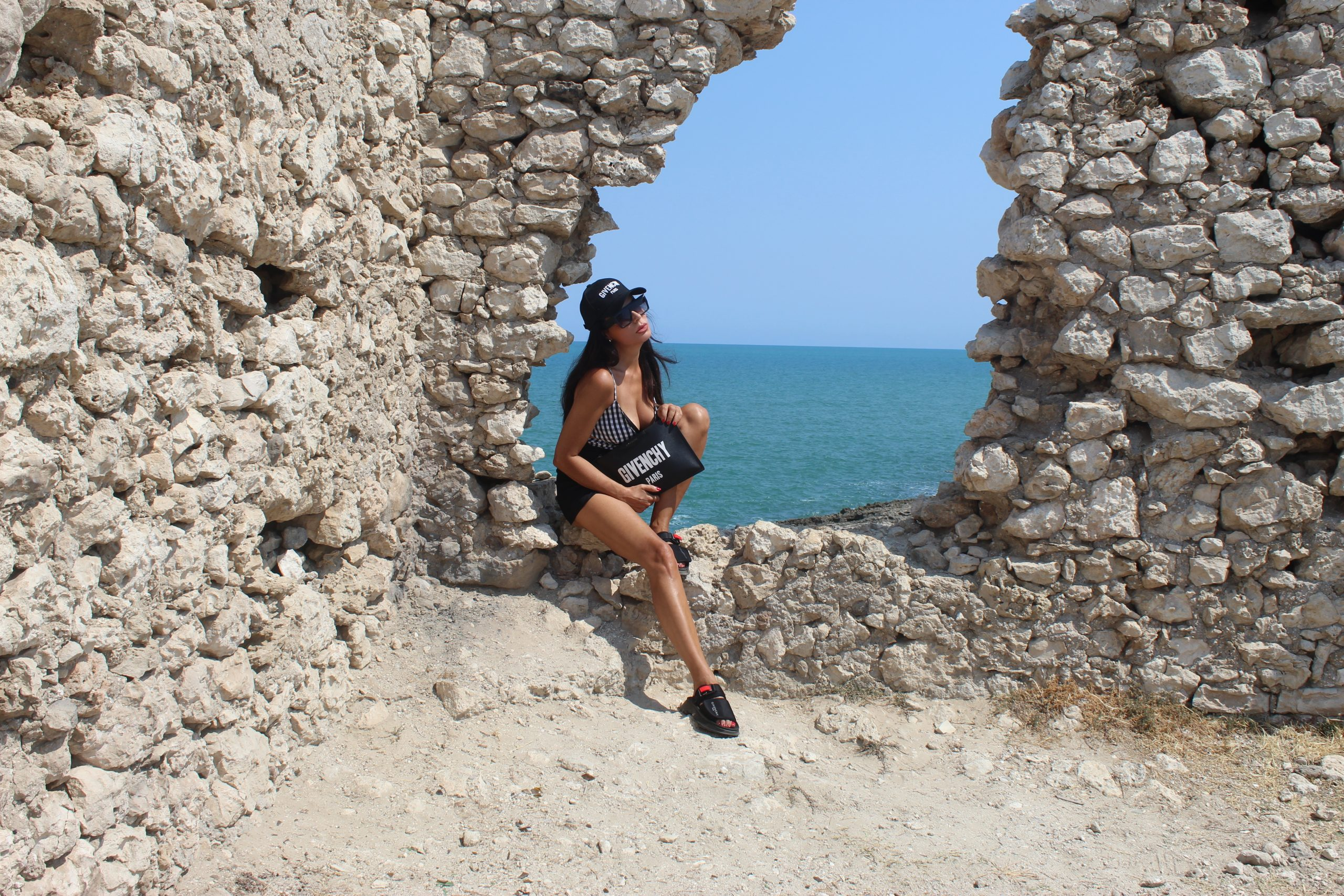 Elisabetta Franchi Givenchy Puglia Lookbook Travel Blogging Summer Summertime Beachwear Paola Lauretano