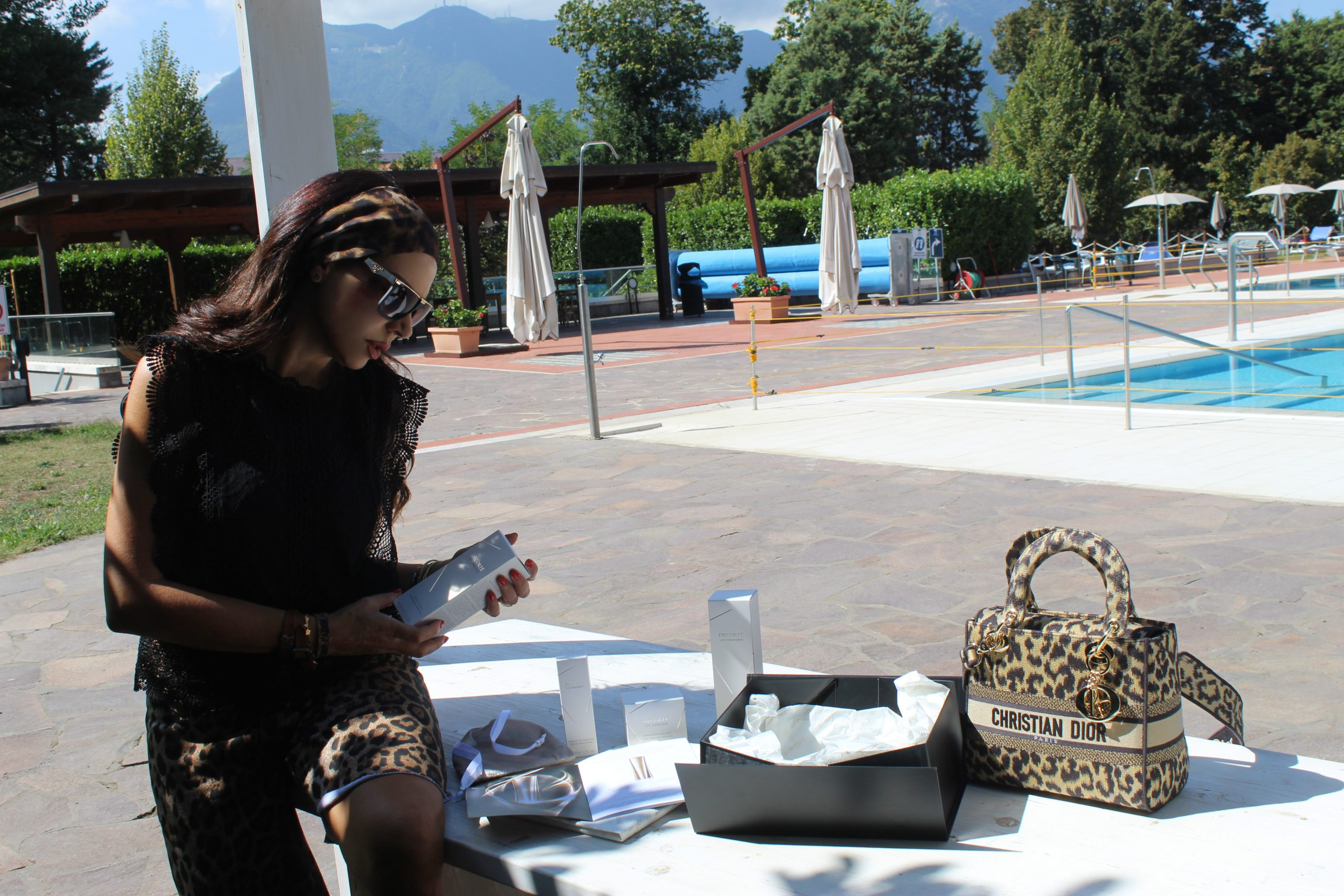 Japanese Skincare Daily Routine Decorté Italia Beauty Lift Dimension Beauty Tips Paola Lauretano